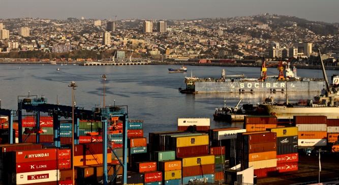 Valparaiso, de l'apogée portuaire à la révolution socioculturelle