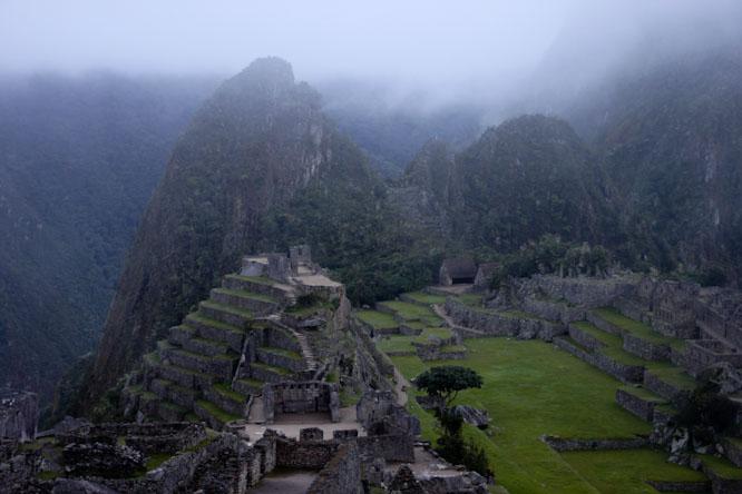 Machu Picchu: Mysticité d'un monde caché