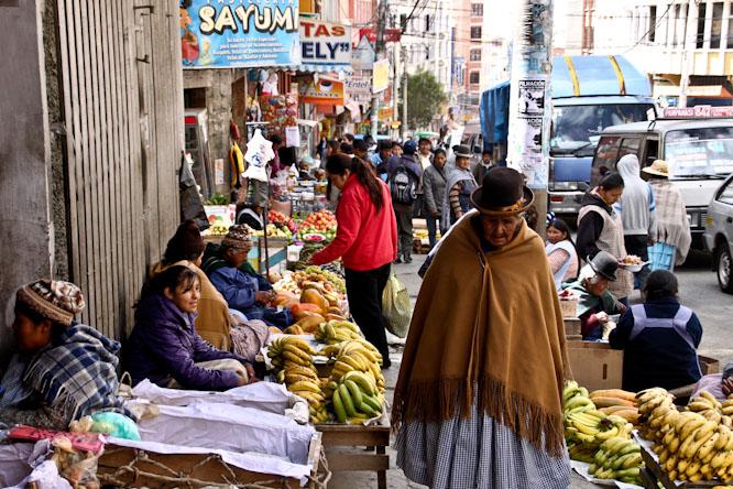 La Paz-Sucre, Sucre-La Paz, à qui le pouvoir?